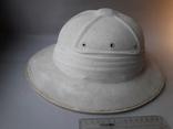 Тропический шлем Sahara, Франция, 1950-е - колониальные войны - Алжир, Индокитай, фото №2