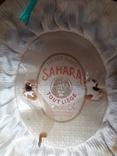 Тропический шлем Sahara, Франция, 1950-е - колониальные войны - Алжир, Индокитай, фото №9