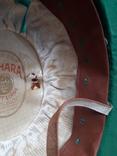Тропический шлем Sahara, Франция, 1950-е - колониальные войны - Алжир, Индокитай, фото №11
