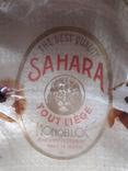 Тропический шлем Sahara, Франция, 1950-е - колониальные войны - Алжир, Индокитай, фото №12