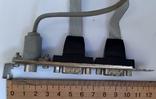 Планка портов (гнёзд) к компьютеру.  Б/У .+*, фото №2