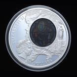 10 Долларов 2013 Святилище Богоматери Лурдской 2oz, Острова Кука 2 Унции, фото №4