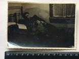 Студент железнодорожного университета в общаге с ребенком СССР, фото №2