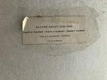 Репродукция картини Клода Моне CLAUDE MONET 1840-1926 Regatta in argenteuil, фото №6
