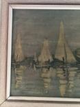 Репродукция картини Клода Моне CLAUDE MONET 1840-1926 Regatta in argenteuil, фото №8