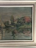 Репродукция картини Клода Моне CLAUDE MONET 1840-1926 Regatta in argenteuil, фото №9