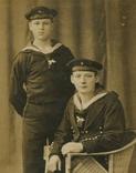 Германия. Моряки артиллеристы, фото №2