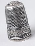 Напёрсток, наперсток, серебро, 3.8 грамма, Франция, фото №3