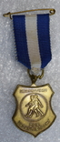 Медаль иностранная тяжелая спортивная, фото №2