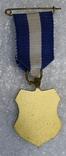 Медаль иностранная тяжелая спортивная, фото №3