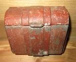 Пепельница с ЖД Вагона СССР, фото №4