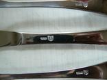 Столовый прибор : Ложка + Вилка + Нож с Тризубом, фото №6