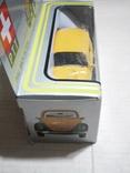 """Модель автомобиля VW """"Жук"""" Швейцарская почта, фото №5"""