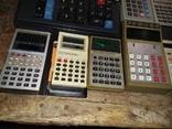 Калькуляторы времен СССР, 13шт в лоте, все разные, фото №6