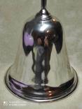 Серебряный колокольчик, фото №8