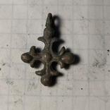Крест кр серебро копия, фото №2