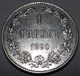 1 марка 1890 фото 2