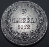2 марки 1872