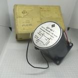 Электродвигатель синхронный с электромагнитной редукцией ДСР-166-1, фото №2