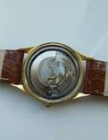 """Годинник швейцарський """"Glycine"""" 60-х років позолота 20мкм, фото №5"""