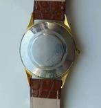 """Годинник швейцарський """"Glycine"""" 60-х років позолота 20мкм, фото №6"""