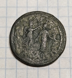 Ликия,Памфилия,Перге,Филипп ll,AE 27mm., фото №3