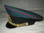 Фуражка офицера парадная., фото №4