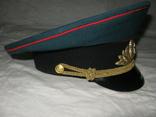 Фуражка офицера парадная., фото №5