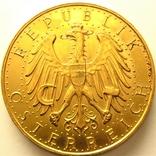 Австрия 100 шиллингов 1934 г., фото №3