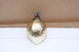 Ёлочная игрушка Орешек, фото №3