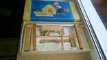 Набор игрушечных инструментов ПО Мир Минск СССР, фото №5