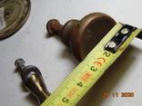 Изделия с бронзы 770 грм. Ручки и прочее. описание., фото №8