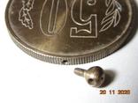 Изделия с бронзы 770 грм. Ручки и прочее. описание., фото №12