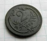 2 геллера 1899, фото №10