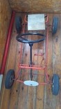 Педальная машинка под ремонт или на запчасти, фото №10
