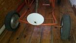 Педальная машинка под ремонт или на запчасти, фото №11