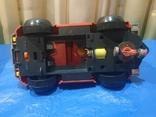 Электромеханическая машинка Буратино в автомобиле СССР в родной коробке, фото №6
