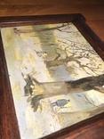 Картон  Вишняков 1925г. Копия., фото №2