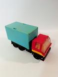 Игрушка грузовик пластмассовый  (СССР, 70е г.), фото №3