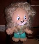Резиновая игрушка Лев, фото №2