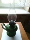 Лампа керосиновая со стеклом ( № 1 ), фото №2