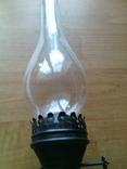 Лампа керосиновая со стеклом ( № 1 ), фото №4
