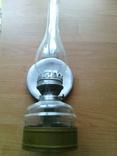 Лампа керосиновая со стеклом, настенная ( № 2 ), фото №4