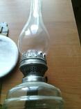 Лампа керосиновая со стеклом, настенная ( № 2 ), фото №7