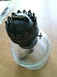 Лампа керосиновая со стеклом, настенная ( № 2 ), фото №10