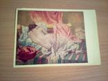 Худ.Т. Шевченко, Натурщиця,  изд, Мистецтво, фото №2