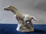 Фарфоровая статуэтка Лошадь СССР, фото №2