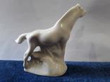 Фарфоровая статуэтка Лошадь СССР, фото №3