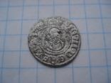 Рижський солід Сигізмунда ІІІ Вази 1620р. (R1), фото №3