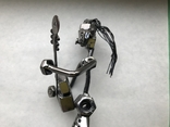 Сувенир фигурка Музыкант с гитарой, фото №7
